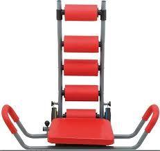 Gym Equipment - Home Basics Ab Care Ab Twister Rocket Pro Ab Bench Ab Slimmer (imported)
