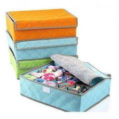 Women's Accessories (Misc) - Multipurpose Multipocket Innerwear Organizer