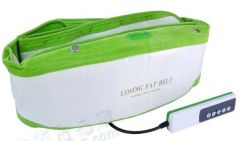 Home Basics Losing Fat Belt Ab Slimming Waist Tummy Vibrating Sauna Vibration Belt
