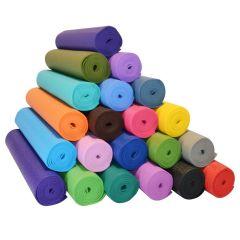 Home Basics 6 MM Yoga Mat Anti Slip Non Slip Surface Exercise Mat