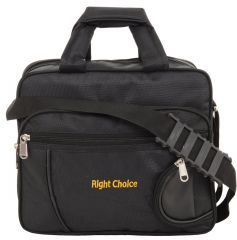 Office Bags - Right Choice Black Color Office Bag