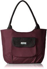 Handbags - Right Choice Designer Maroon Color Handbag