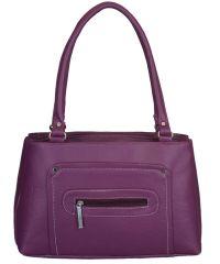 Handbags - Right Choice Designer Purple color Handbag