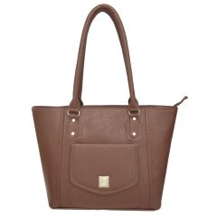 Right Choice,women's Ladies-Laptop Sholder Handbags Online In India Brown (RCH15 104)