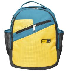 Right Choice Blue and Yellow Color Backpack