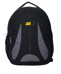 Right Choice Grey and Black Color Backpack