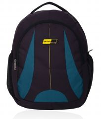 Right Choice Black and Blue Color Backpack