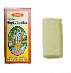 Gopi Chandan Tilak Powder, 140 GMS Pack Of 2 Pcs With Sudha Roli(Kumkum) 100gm