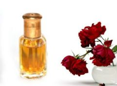 Rose Attar - 100 Pure , Natural  Undiluted - 3 ML No Deodrant