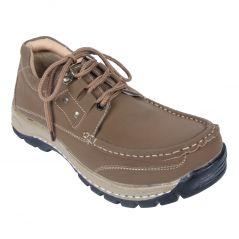 Monkx-Casual Khaki Casual Shoes For Men_Blm-114-Khaki