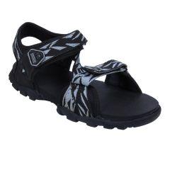 Monkx-Lifestyle  Grey Sandals For Men_Snd-01-Grey
