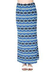 SOIE Printed Printed Lycra Skirt For Women  (Code - SK-22)