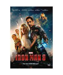 Action Movies (English) - Iron Man 3 (English) [DVD]