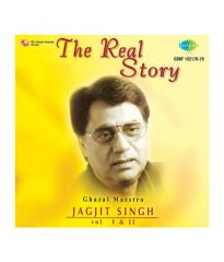 Indian Music - Saregama The Real Story - Jagjit Singh Audio CD Hindi