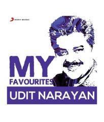 Video & Music - SONY Music My Favourites - Udit Narayan Audio CD Hindi