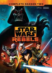 Video & Music - Star Wars Rebels: The Complete Second Season - DVD
