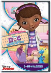 English Movies - Doc Mc Stuffins Collection - DVD