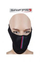8bf69a994ad Saifpro Pollution Mask Half Face Cap For Bike Riding walk cycle traffic Men