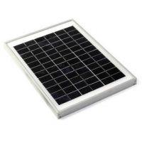 Solar lights - 5watt -6v Solar Panels (pv Module) Aluminium Frame. Free Energy.