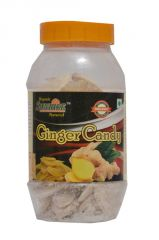 Toffee, Candy - Organic Ginger Candy