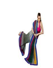 Vipul Branded Designer Bhagalpuri silk Lace Border Catalog Saree(Product Code)_10307
