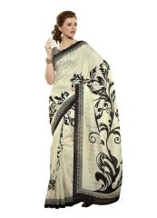 Vipul Womens Bhagalpuri silk Saree (Multicolor)(Product Code)_13133