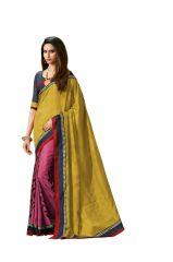 Vipul Silk Sarees - Vipul Womens Bhagalpuri silk Saree (Multicolor)(Product Code)_13628