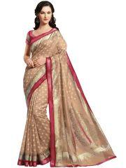 Vipul Branded Designer Bhagalpuri silk Catalog Saree with Exclusive Foil Work(Product Code)_11441