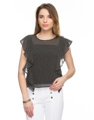 TARAMA Printed Top For Womens. TDT908