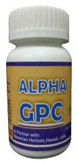 Hawaiian Herbal Alpha Gpc Capsule