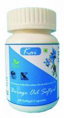 Hawaiian Herbal Borage Oil Softgel