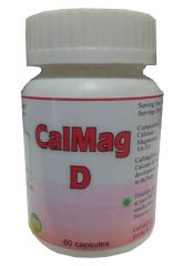 Hawaiian Herbal Cal Mag D Capsule