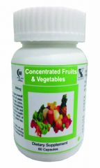 Hawaiian Herbal Concentrated Fruits And Vegetables Capsule