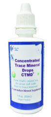 Hawaiian herbal concentrated trace mineral drops (ctmd)