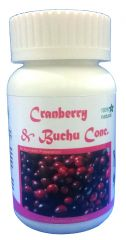 Hawaiian Herbal Cranberry & Buchu Conc. Capsule