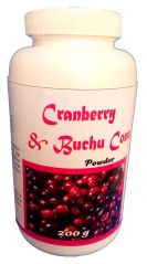 Hawaiian Herbal Cranberry & Buchu Conc Powder