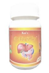 Hawaiian Herbal D-toxiplus From Afi Capsule