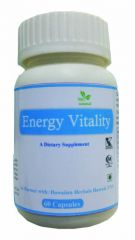 Hawaiian Herbal Energy Vitality Capsule