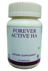 Hawaiian Herbal Forever Active Ha Capsule