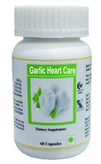 Hawaiian Herbal Garlic Heart Care Capsule