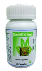 Hawaiian Herbal Glucosamine Hcl With Boswelia Capsule