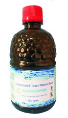 Hawaiian Herbal Concentrated Trace Mineral Juice