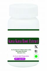 Hawaiian herbal Hawaiian herbal kava kava root extract capsule