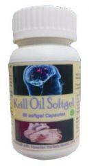 Hawaiian Herbal Krill Oil Softgel