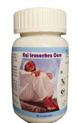 Hawaiian Herbal Leucorrhoea Care Capsule