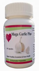 Hawaiian Herbal Mega Garlic Plus Capsule