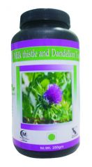 Hawaiian Herbal Milk Thistle And Dandelion Tea