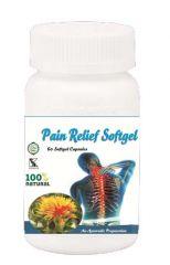 Hawaiian Herbal Pain Relief Softgel Capsule 60 Softgel