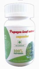 Hawaiian Herbal Papaya Leaf Extract Capsule