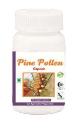 Hawaiian Herbal Pollen Softgel Capsule 60 Softgel